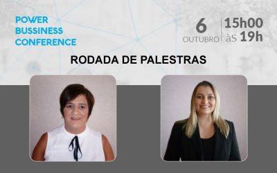 Sócias Consultoras da TRADE, Danuse Carvalho e Tatiana Teixeira, ministrarão palestras