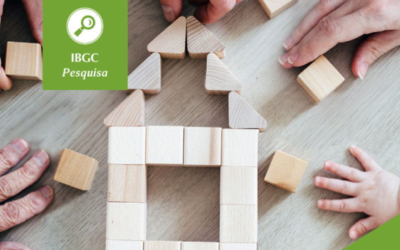 Governança em Empresas Familiares: Evidências Brasileira