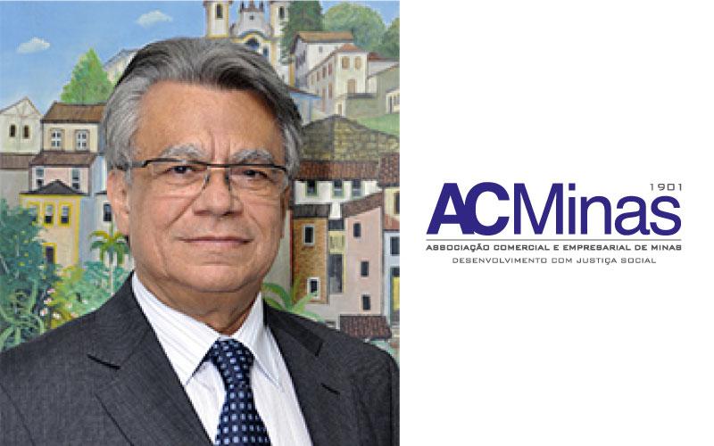 Conselheiro da TRADE é o novo presidente do Conselho Empresarial de Relações Internacionais da ACMINAS